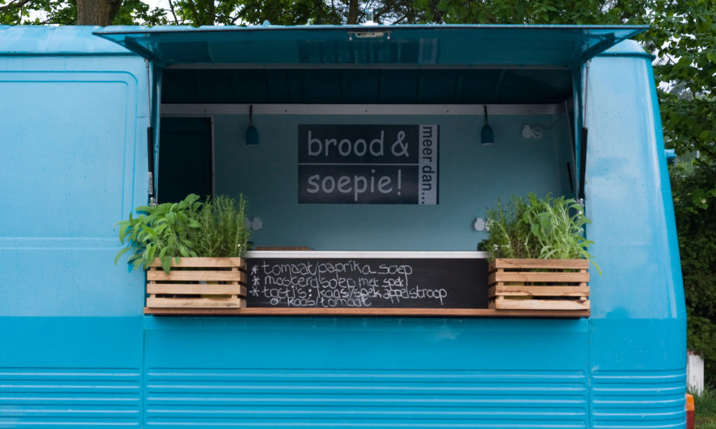 foodtruck, brood, soepie, lekker, lokaal